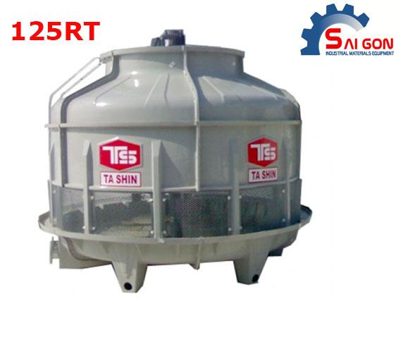 tháp giải nhiệt tashin 125RT thiết bị công nghiệp sài gòn