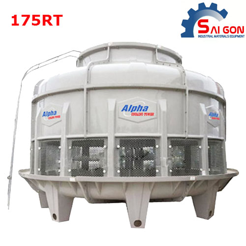 tháp giải nhiệt nước công nghiệp alpha 175RT