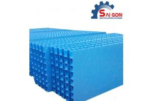 Tấm lắng lamen ống 40x40 lamela chất lượng cao thiết bị công nghiệp Sài Gòn