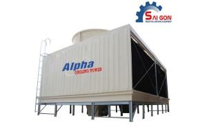 tháp giải nhiệt alpha vuông 800rt thiết bị công nghiệp sài gòn 02