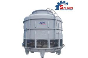 tháp giải nhiệt nước nóng 2 tầng thân phân phối chính hãng tại thiết bị công nghiệp sài gòn 03