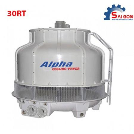 tháp giải nhiệt alpha 30T