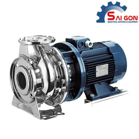 Máy bơm ly tâm đầu inox Ebara 3M40-200/5.5 7.5HP