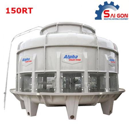 Tháp giải nhiệt alpha 150RT thiết bị công nghiệp sài gòn