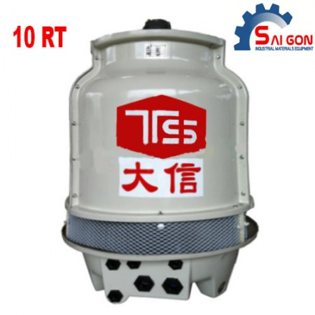 Tháp giải nhiệt tashin 10RT thiết bị công nghiệp sài gòn 02