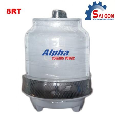 tháp giải nhiệt Alpha 8RT 001