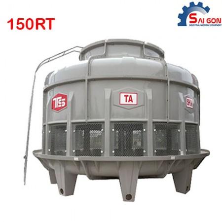 tháp giải nhiệt nước tashin 150rt thiết bị công nghiệp sài gòn 001